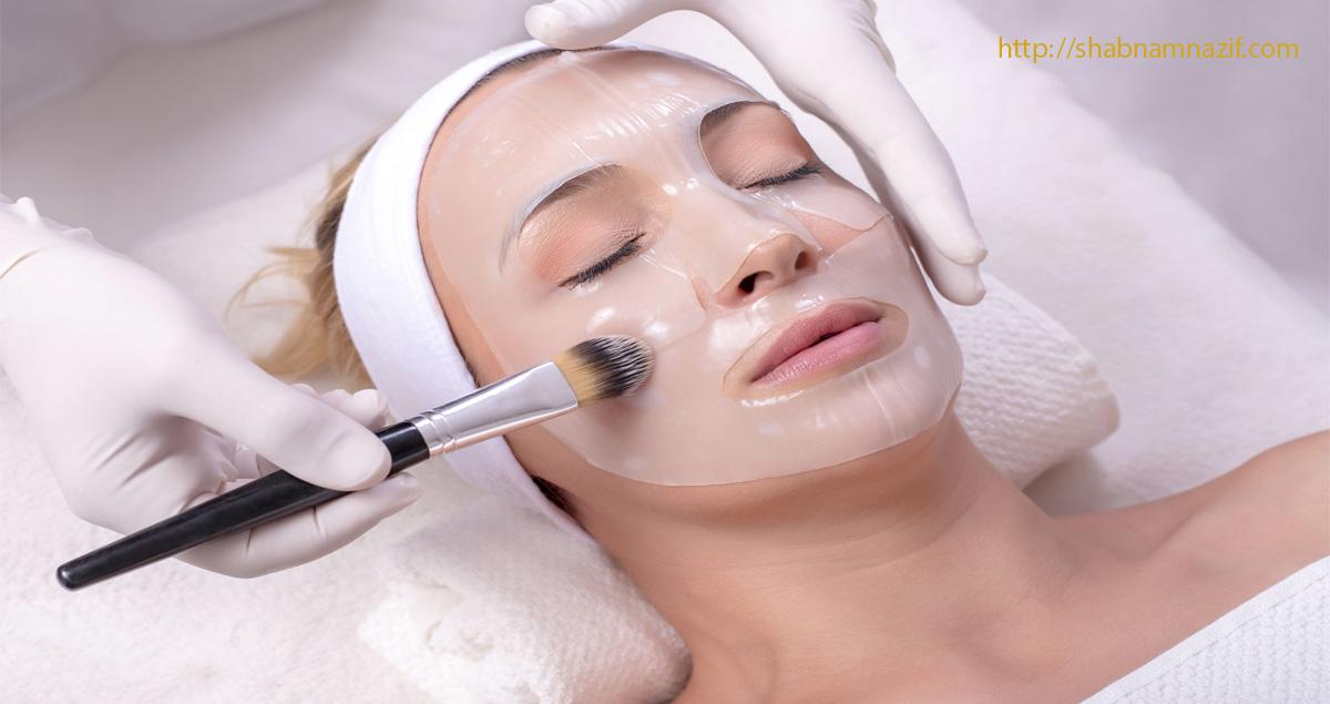 آموزش مراقبت پوست